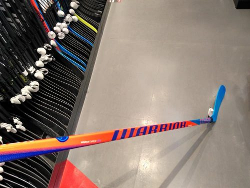 Canadian Hockey Stick in Sports Store, Canada