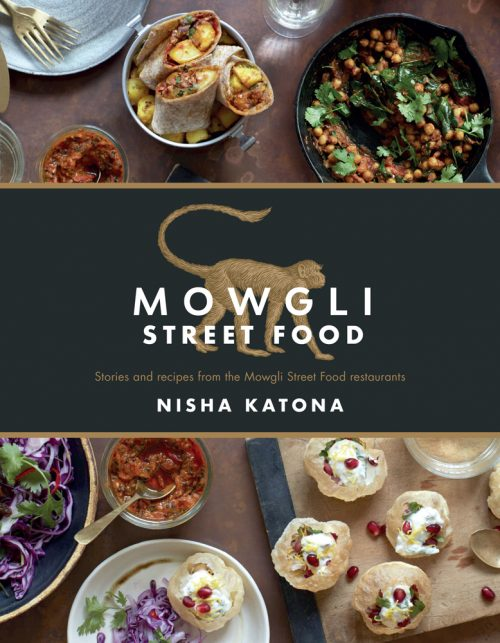 Book jacket for Mowgli Street Food by Nisha Katona