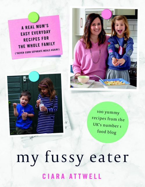 Book jacket for My Fussy Eater by Ciara Attwell