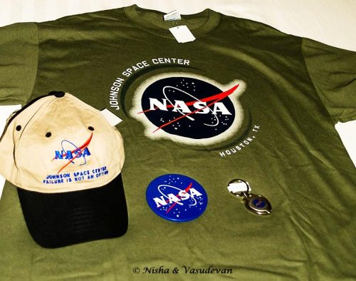 NASA merchandise - The Best Souvenirs to Buy in the USA