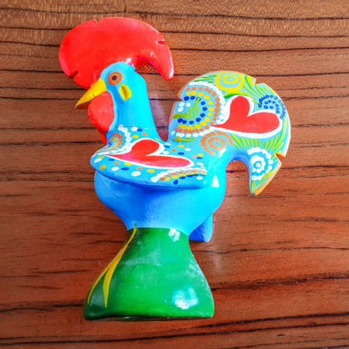 The Rooster of Barcelos