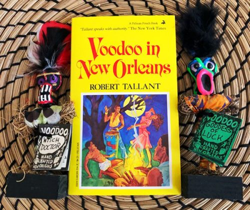 Voodoo Dolls from New Orleans - The Best Souvenirs to Buy in the USA