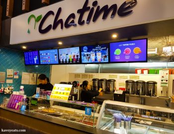 Chatime in Bang Bang Oriental Food Court, Colindale, North West London