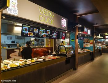 Very Duck restaurant in Bang Bang Oriental Food Court, Colindale, North West London