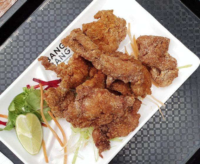 Laksa Chicken Wings
