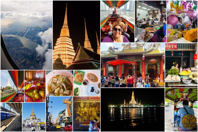 Bangkok, Thailand - Tourist Attractions
