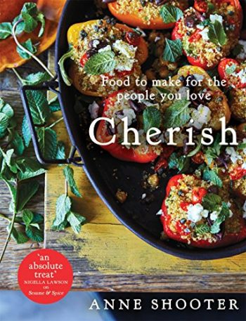Cherish by Anne Shooter (book jacket)