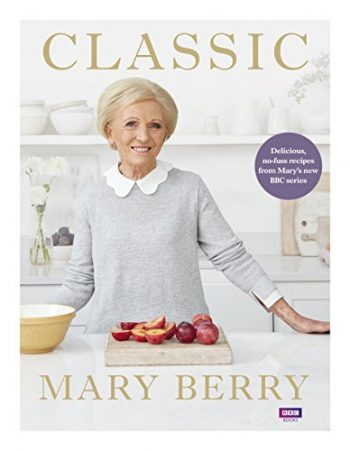 Classic by Mary Berry (book dust jacket)