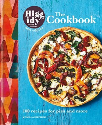 Higgidy: The Cookbook byCamilla Stephens (book dust jacket)