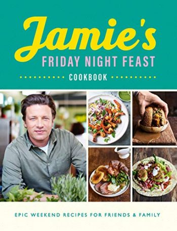 Jamie Friday Night Feast (book dust jacket)