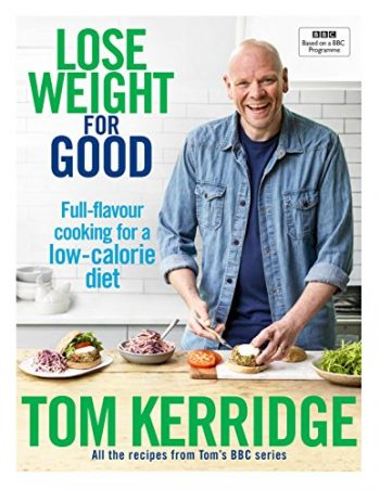 Lose Weight for Good by Tom Kerridge (book cover)