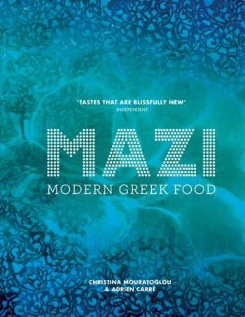 Mazi by Christina Mouratoglou (book jacket / cover)