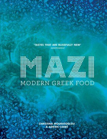 Mazi byChristina Mouratoglou (book jacket / cover)