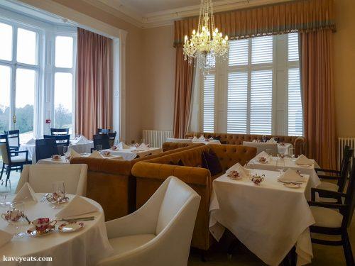 Restaurant Interlude. Leonardslee Gardens