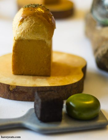 Bread & Local Butter, Restaurant Interlude Tasting Menu