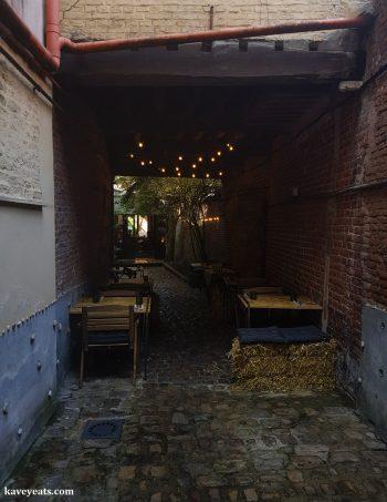 Bloempot - Modern Flemish Restaurant in Lille