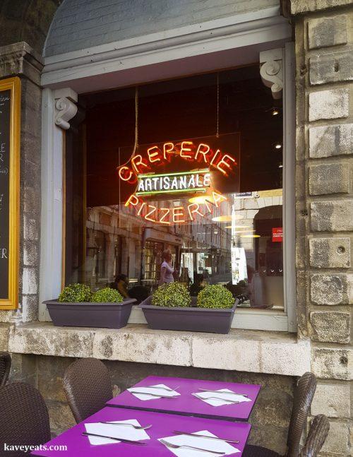 La Crêperie de la Vieille Bourse Restaurant in Lille