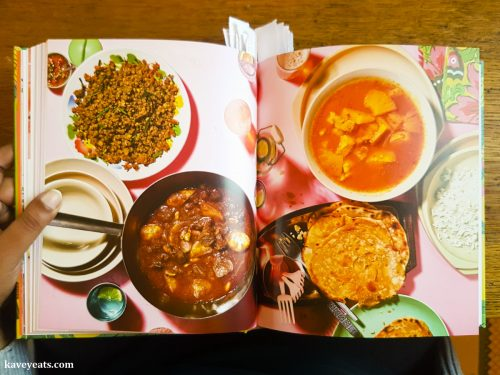 Snapshot of Kay Plunkett-Hogge's cookbook, Baan: Recipes and Stories from my Thai Home