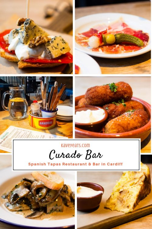 Curado Bar - Spanish Tapas Restaurant and Bar in Cardiff City Centre