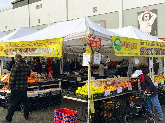 Vancouver's Riley Park Market