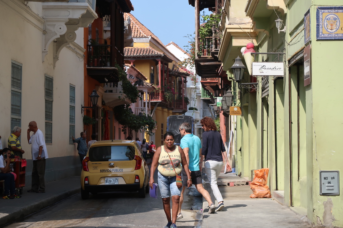 7 Awesome Things to do in Cartagena - Kavey Eats