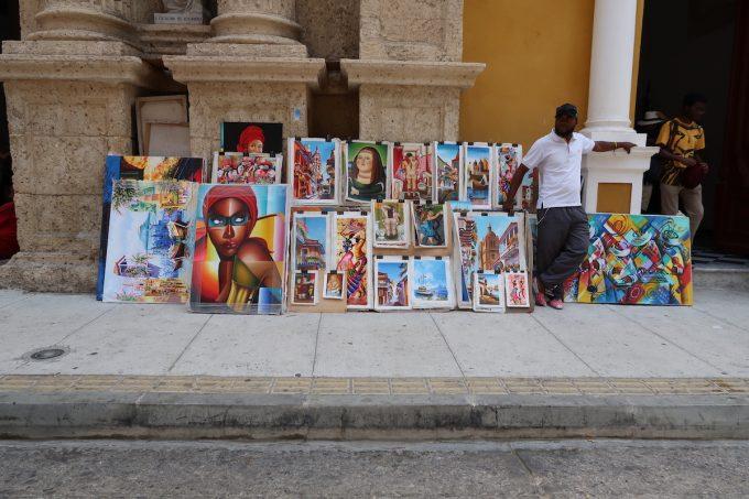 Ciudad Amurallada (Cartagena's walled city)