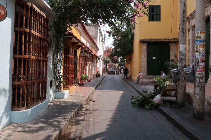 Getsemani, a vibrant Cartagena neighbourhood