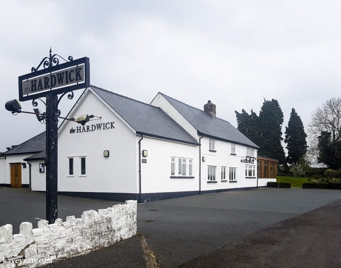 The Hardwick, Abergavenny, Wales