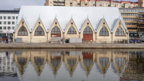 Gothenburg Fish Church