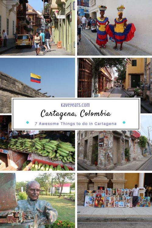 7 Awesome Things to do in Cartagena, Colombia