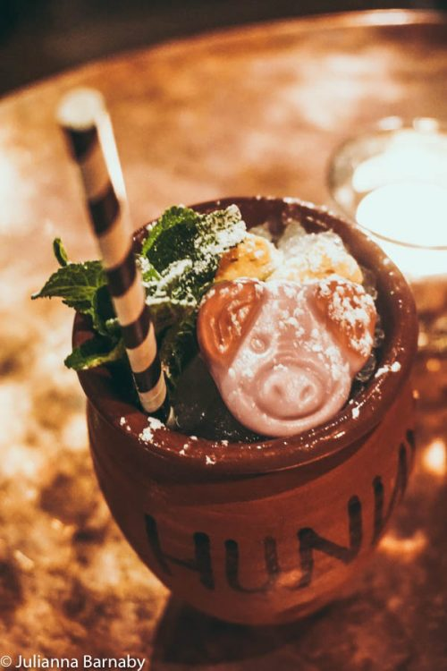 Hunny Pot at The Blind Pig, London