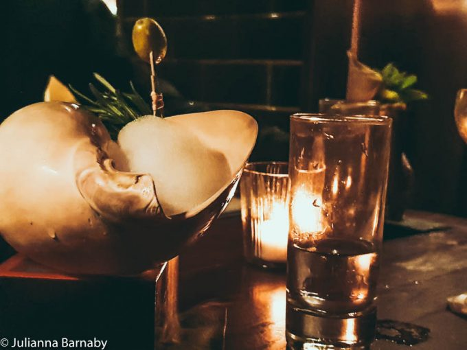Beyond the Sea at Nightjar, London