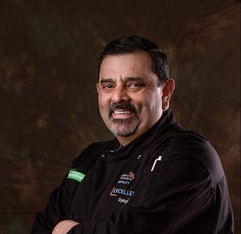 Cyrus Todiwala, chef restaurateur, author, educationist and media personality