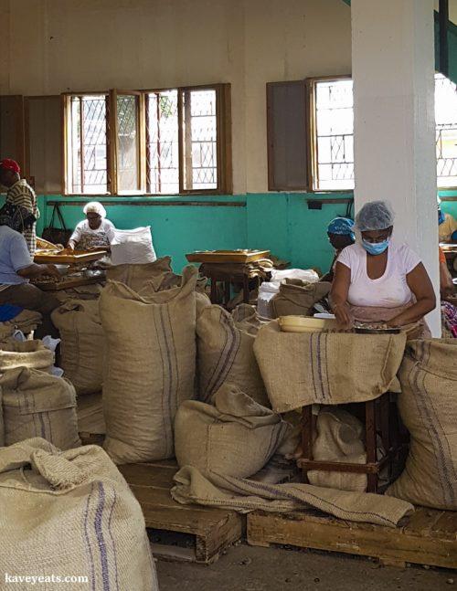 Gouyave Nutmeg Factory, Grenada