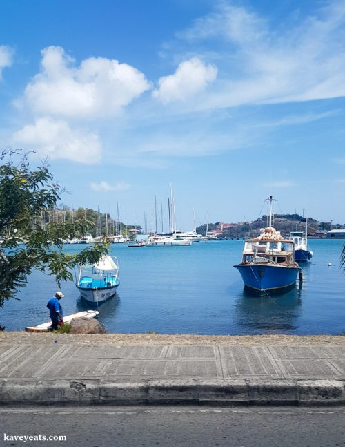 St George Harbour, Grenada