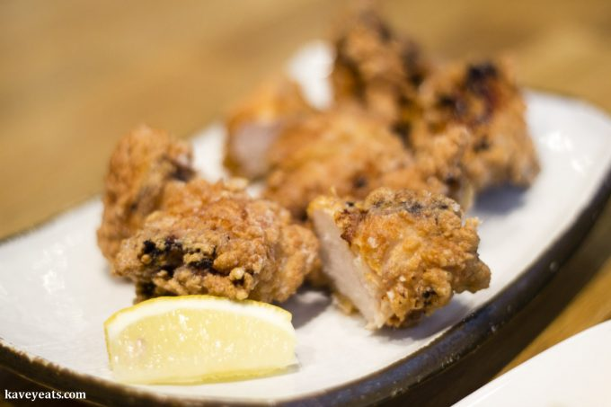 Chicken Karaage (Japanese food)