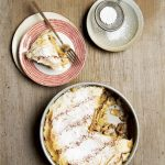 Flaky Chicken and Almond Pie from The Jewish Cookbook by Leah Koenig