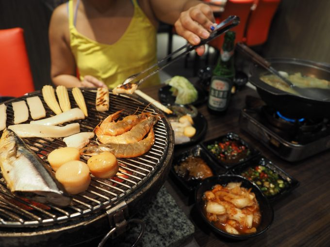 BBQ restaurant, Taiwan