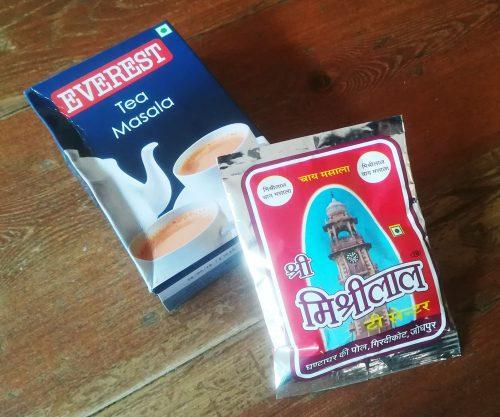 Masala chai spice blends