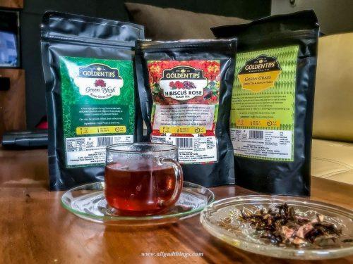 Darjeeling tea from India
