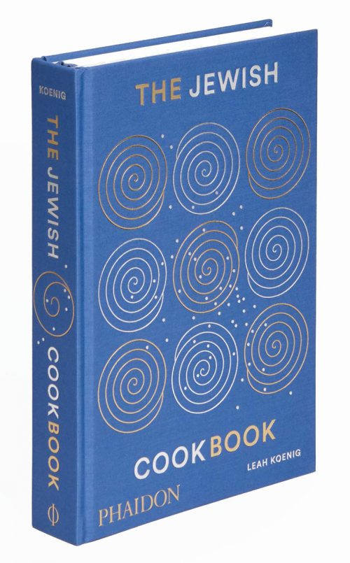 The Jewish Cookbook by Leah Koenig (Phaidon)