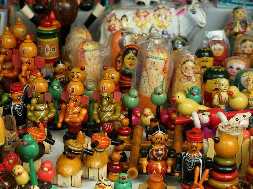 Kondapalli Wooden Toys