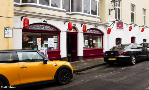 Noa Japanese Restaurant in Bristol (Clifton Village)