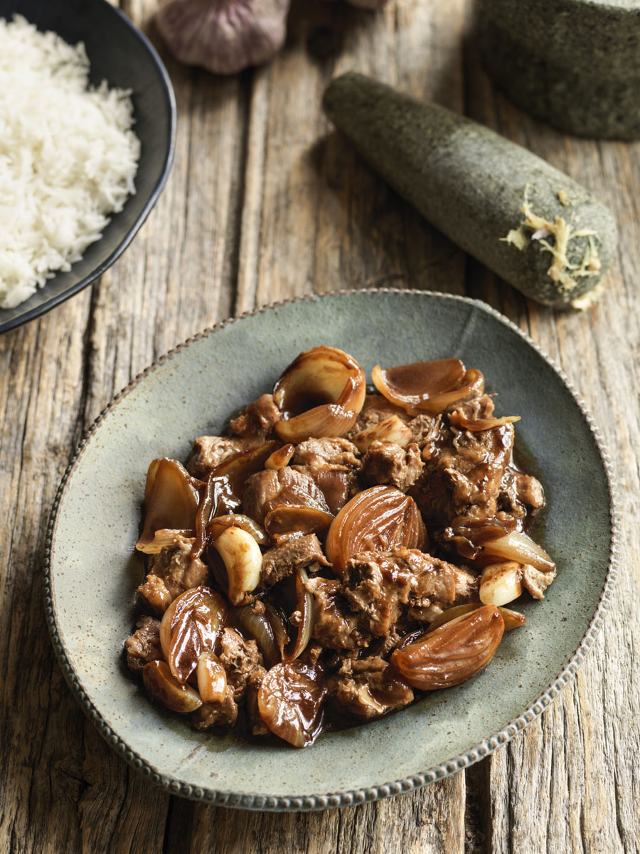 MiMi Aye's Classic Burmese Pork Curry