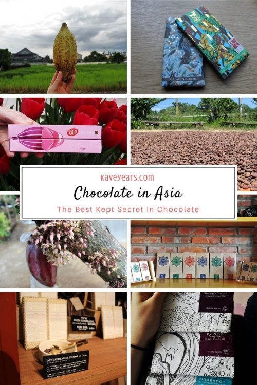 Asia: The Best Kept Secret in Chocolate