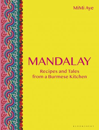 MiMi Aye, author of Burmese cookery book, Mandalay