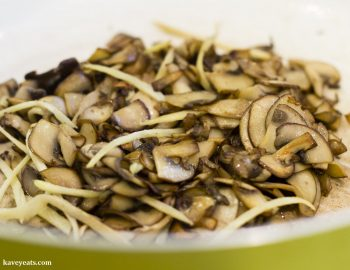 Nigel Slater Mushroom, Butternut & Soured Cream Soup