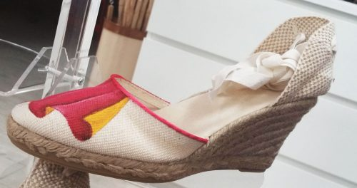 Alpargata aka Espadrille Shoe from Spain