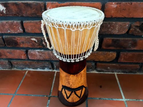 Handmade Drum from Kenya
