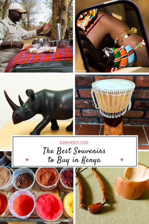 The Best Souvenirs to Buy from Kenya